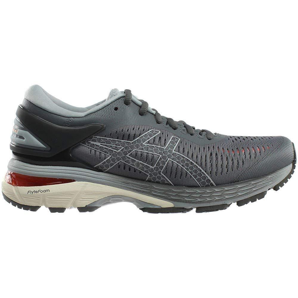 ASICS Gel-Kayano 25 Women's Running Shoe, Carbon/Mid Grey, 5.5 2A US by ASICS (Image #2)