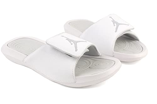 c41459245757f4 Nike Jordan Mens Hydro 6 Slide Sandals Size 13  Buy Online at Low Prices in  India - Amazon.in