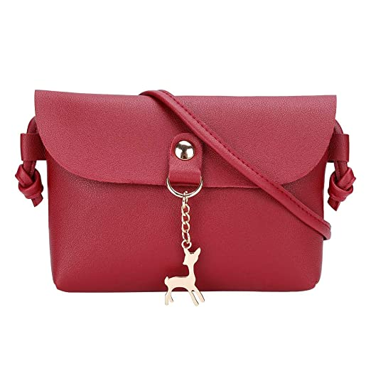 8d1dc97ef4f1 Amazon.com: Women Single Shoulder Bag Candy Color Crossbody Purse ...