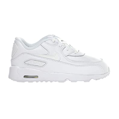 separation shoes 014f9 a1a4c Nike Air Max 90 LTR(TD) Toddlers Shoes WhiteWhite 833416-100