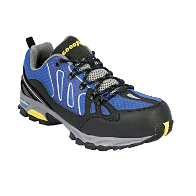 Goodyear Gyshu1504 - Zapatillas de Seguridad Hombre, Color Azul - Blue (Black/Royal