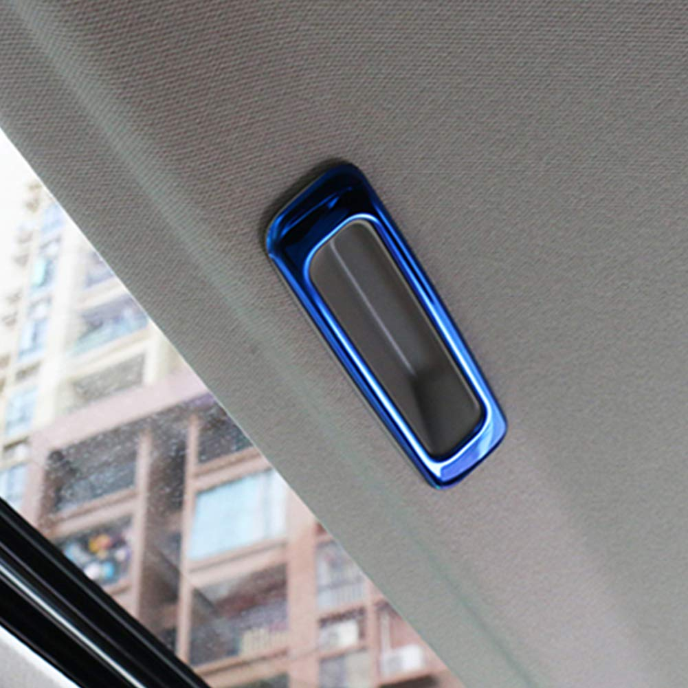 Car Interior Skylight Handle Frame Cover For Honda Civic 10th Stainless Steel Trim Cover