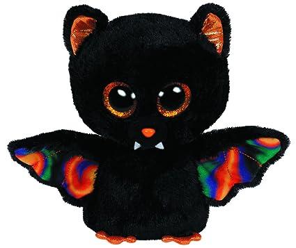 5a048457e65 Amazon.com  Ty Beanie Boos Scarem - Bat  Toys   Games
