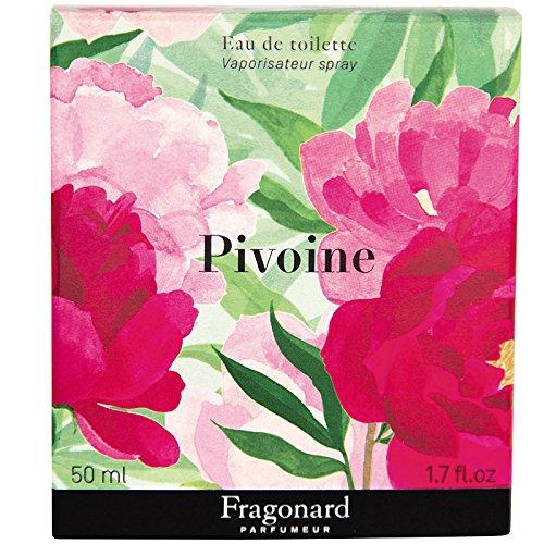 Du Pivoine De Toilette Parfum Ml Fragonard 50 Eau Parfumeur lJcFK1T