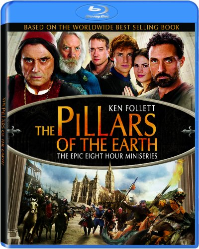 The Pillars of the Earth [Blu-ray] by Columbia Tri Star