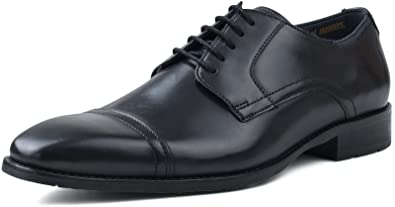 1bdaffb71d996 Amazon.com | Goodwin Smith Mayfair Oxford Black Mens Lace Up Shoes ...