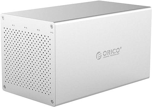 ORICO Disco Duro Externo, para Disco Duro USB 3.0 a Doble bahía ...