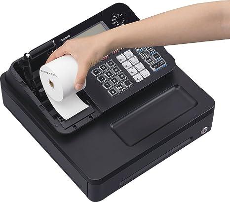 Casio SE-G1SB-PK - Caja registradora (cajón pequeño para dinero ...