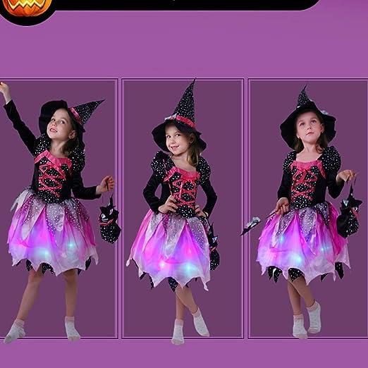KRILY Disfraz de Fiesta de Halloween Disfraces Infantiles ...