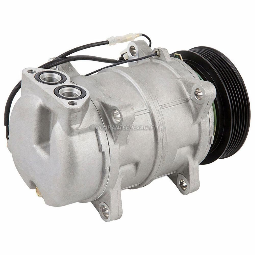 Amazon.com: AC Compressor & A/C Clutch For Volvo 960 S90 V90 - BuyAutoParts 60-01481NA New: Automotive