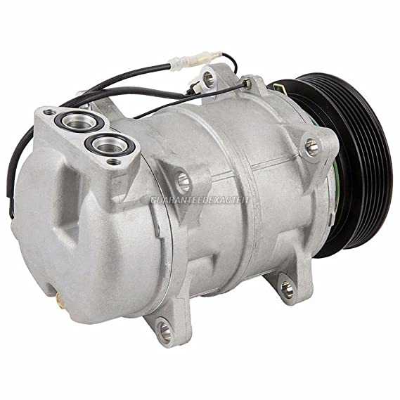 Amazon.com: AC Compressor & A/C Clutch For Volvo 960 S90 V90 - BuyAutoParts 60-01481NA New: Automotive