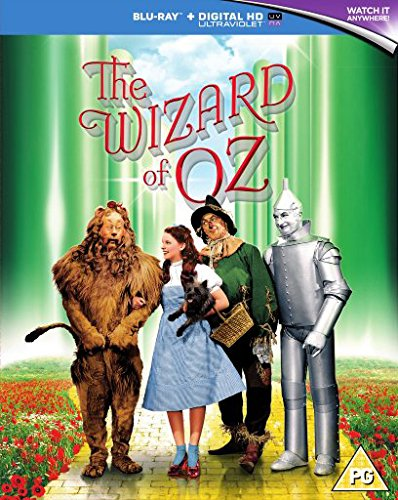 The Wizard Of Oz - 75th Anniversary Edition [Blu-ray] -