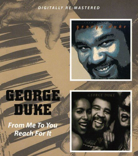 Best george duke cd from me to