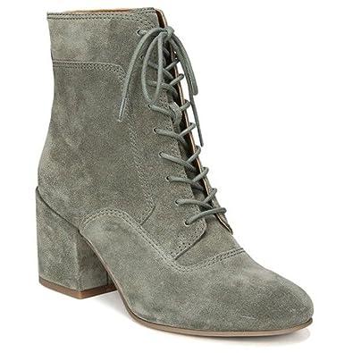 a2160bbf72c5 Franco Sarto Aldrich Green Suede Ankle Boot - M - 5.5