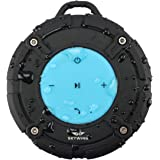 SKYWING Soundace S8 5W Shower Speaker Waterproof IPX7 Bluetooth Speaker with Suction Cup & Hook, 12H Playtime, Premium Portab
