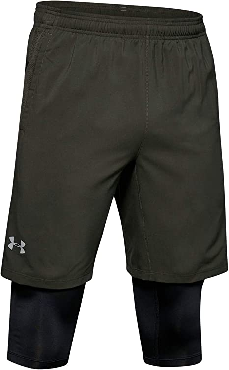 Pantaloncino Uomo Under Armour UA Launch SW 9 Short