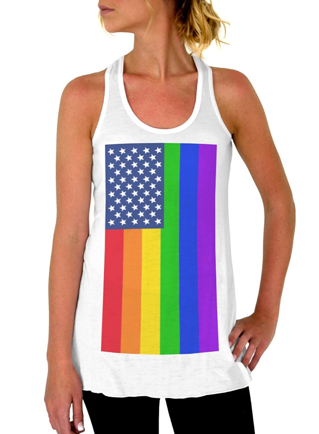 Love is Love Flowy Tank Top