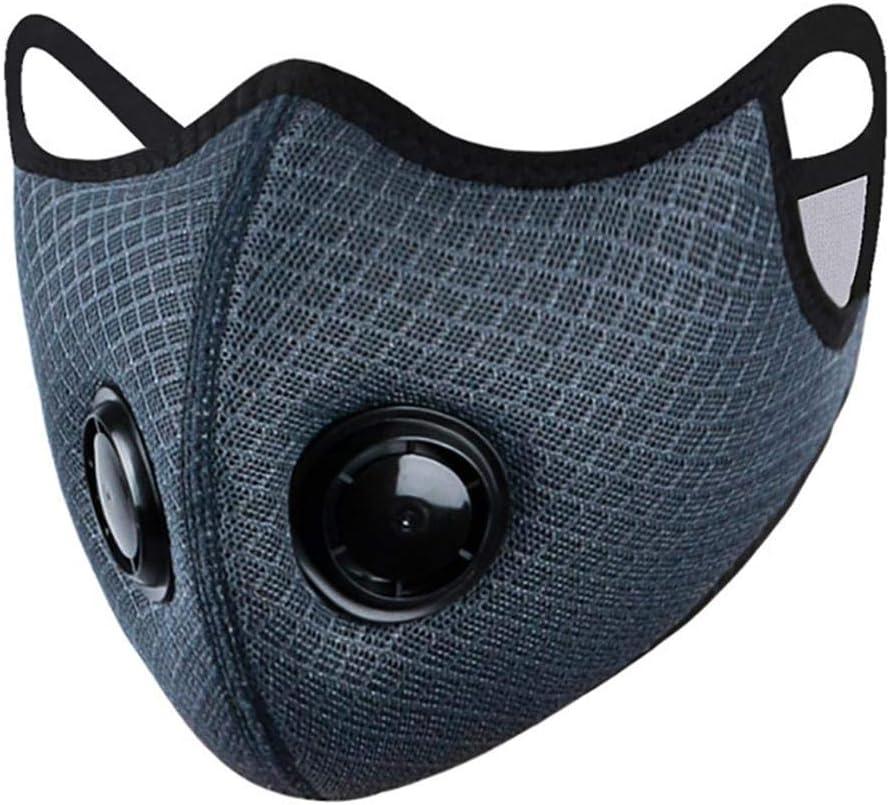 PM 2.5 Copricapo Lavabile Antivento per Ciclismo Viso per Esterno Motociclette Joopark Coperchio Antipolvere per Esterni Sport