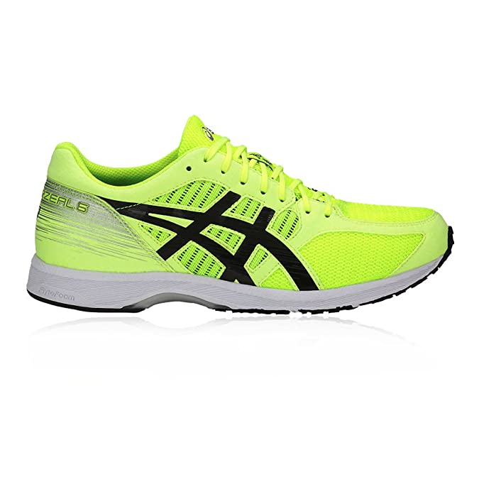 cb694b4473 ASICS Tartherzeal 6 Running Shoes Yellow  Amazon.co.uk  Shoes   Bags