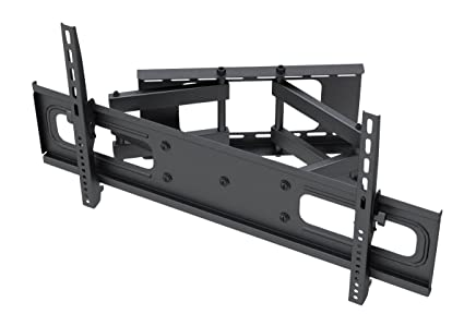 Amazoncom Mount It Fully Adjustable Articulating Tv Wall Mount