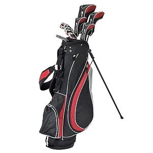 Orlimar Men's Sport Fireline GI Complete Golf Set