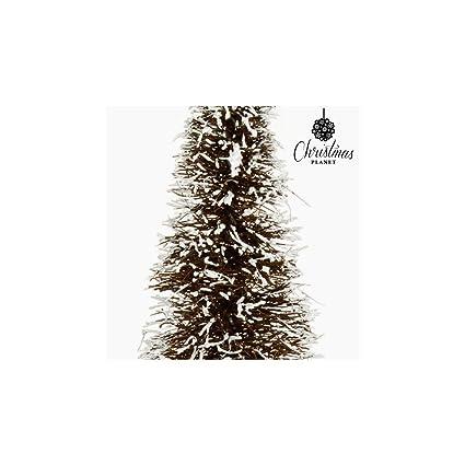 Weihnachtsbaum Rattan.Weihnachtsbaum Rattan Natürlich Weiß 15 X 15 X 40 Cm By Homania