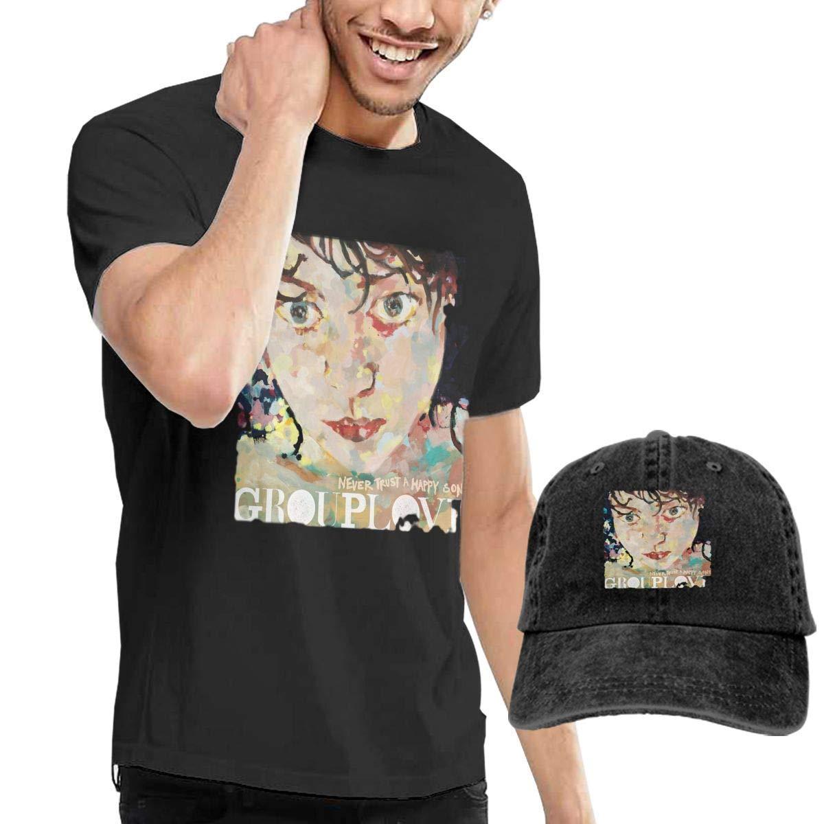 Baostic Camisetas y Tops Hombre Polos y Camisas, Mens Grouplove ...