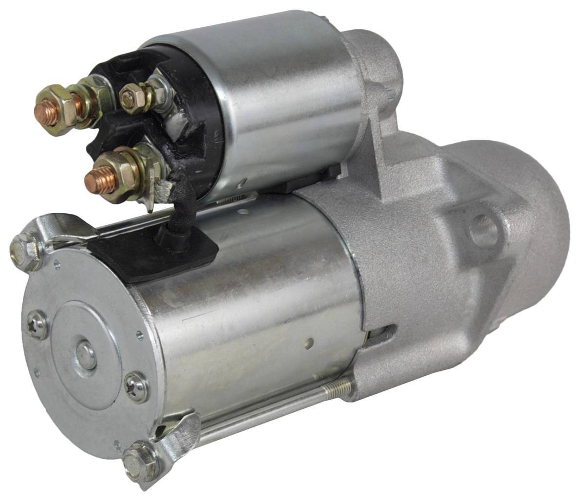 New Starter Motor Fits Pontiac G6 4 Cyl 24l 2007 323 1998 Saturn Location 1642 3231642 8000079 89018113 12596233 Automotive