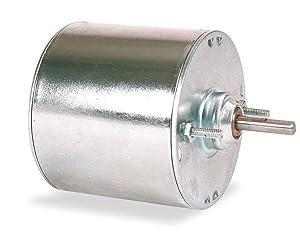 Dayton 3LCH7 DC Motor, PM, TENV, 1/35 hp, 2350 RPM, 12VDC