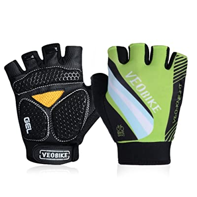 équipement vélo montagne gants de cyclisme Semi extérieure dans les gants de vélo de l'été