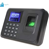 SYGNIFIC Biometric Fingerprint and Password Attendance Machine Employee Checking-in Recorder