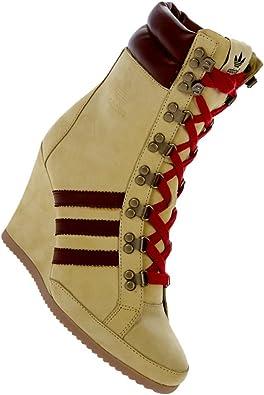 Adidas Jeremy Scott Chaussures à Talon Compensé Hiking