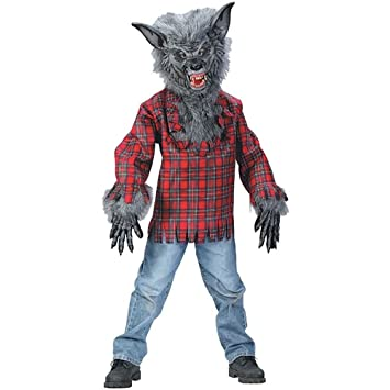 child werewolf costume - Wolf Halloween Costume Kids