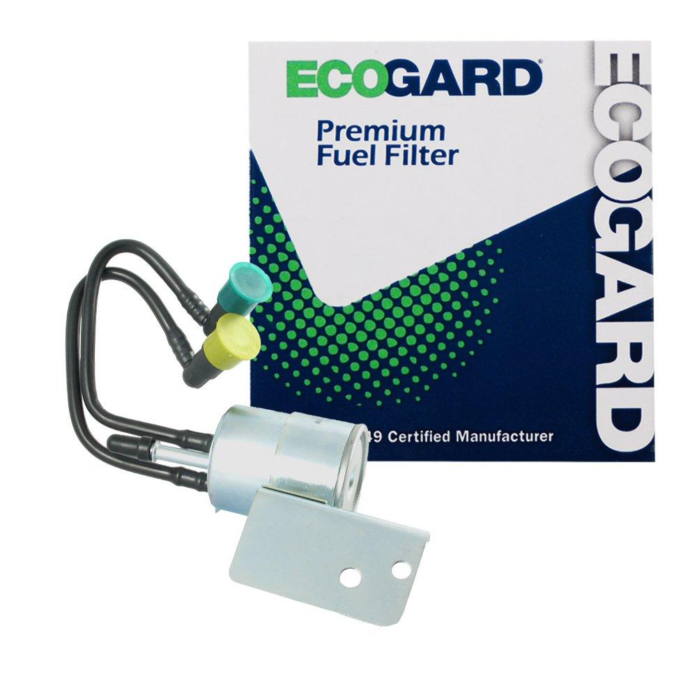Amazon.com: ECOGARD XF55302 Engine Fuel Filter - Premium Replacement Fits  Dodge Stratus/Chrysler Sebring, Cirrus/Plymouth Breeze: Automotive