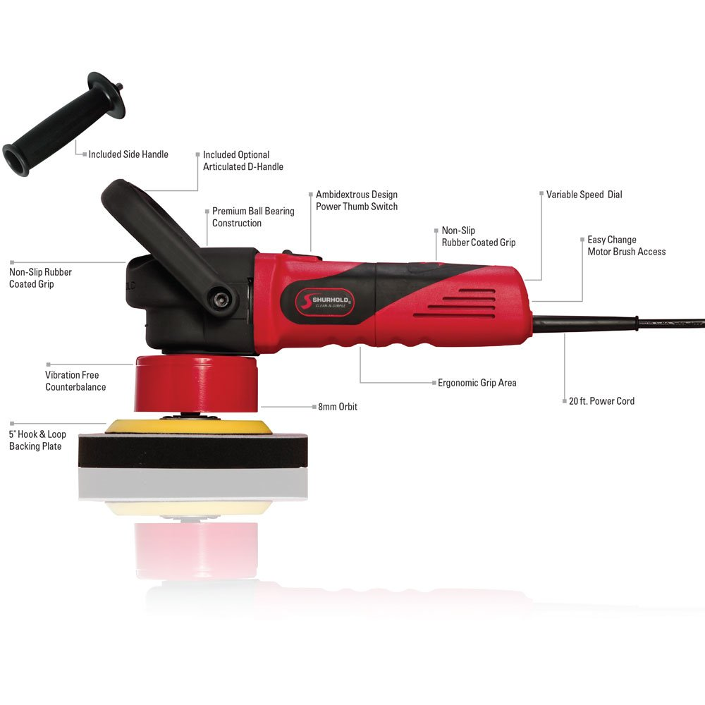 Shurhold 3101 Dual Action Polisher Starter Kit by Shurhold (Image #2)