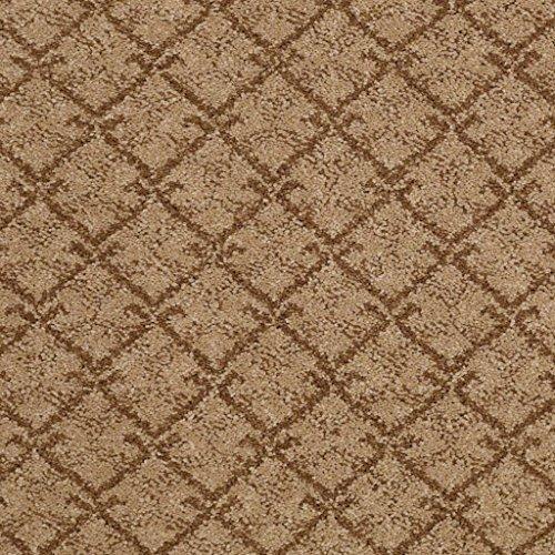 14' Nylon Lanterns - Classical Couture 47 oz Pattern Indoor Area Rug (12'x14', Brass Lantern)