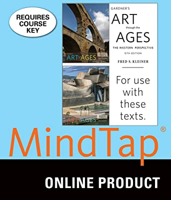 Amazon.com: MindTap Art for Gardner\'s Art through the Ages: The ...