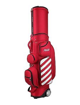 WYSTAO Maleta de Golf retráctil Bolsa de Golf for Mujer con ...