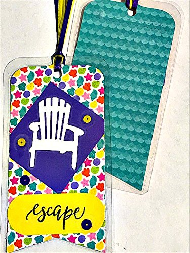 Escape book marker