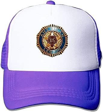 Amazon Com Yinren American Legion Logo Unisex Mesh