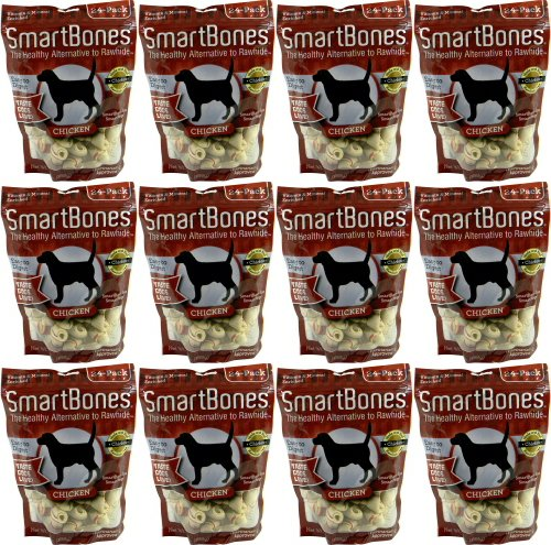 SmartBones Chicken Mini 288pk (12 x 24pk) by SmartBones