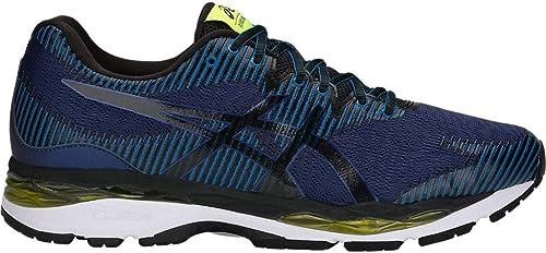 chaussure de running homme asics gel ziruss bleue