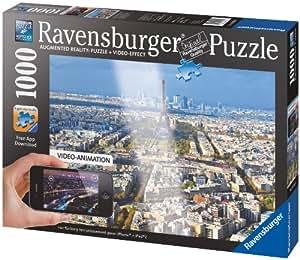Paris, 1000-Pieces Augmented Reality Puzzle