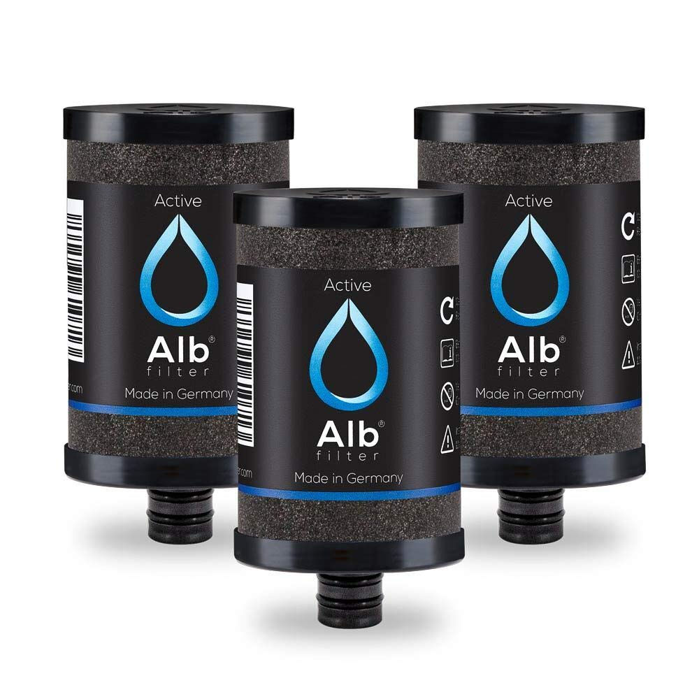 Alb Filter® Active (3 unidades) cartuchos de repuesto ...