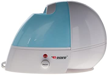 Amazon.com: EWARE 5K119 Mini Office Bedroom Ultrasonic Humidifier ...