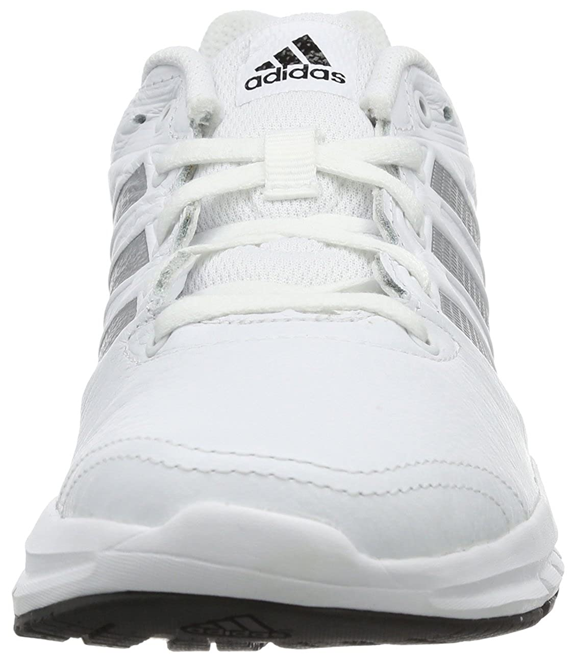 best authentic 97447 208dc adidas Performance Duramo 6 LEA W-4, Scarpe da corsa donna, RUNWHTMETSILBlack1,  44 23 Amazon.it Scarpe e borse