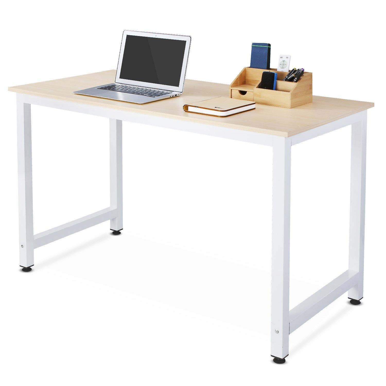 Homfa bureau informatique mobilier de ordinateur meuble - Mobilier de bureau informatique ...