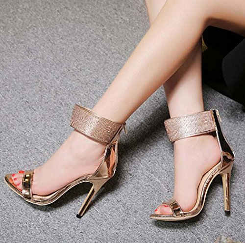 para Sandalias de Mujer Zapatos Tac nAOOdCq0Z