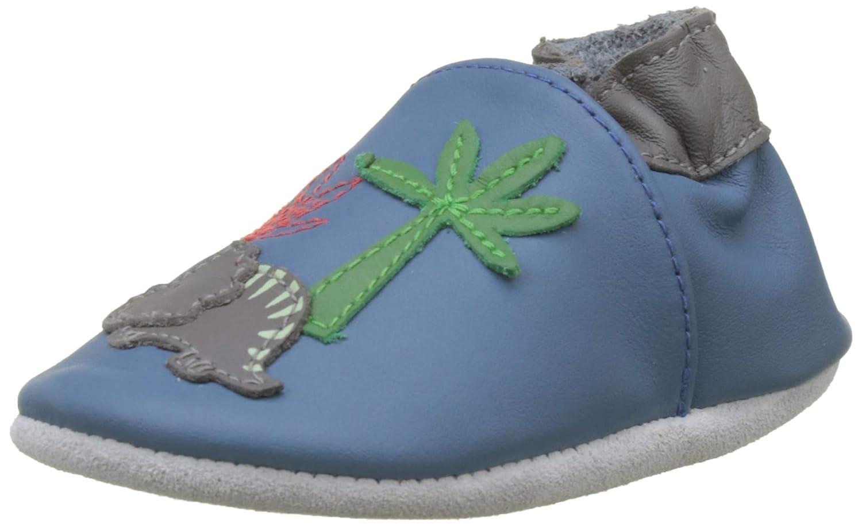 Robeez Unisex Babies' Dinorassic Birth Shoes 653450-10-53