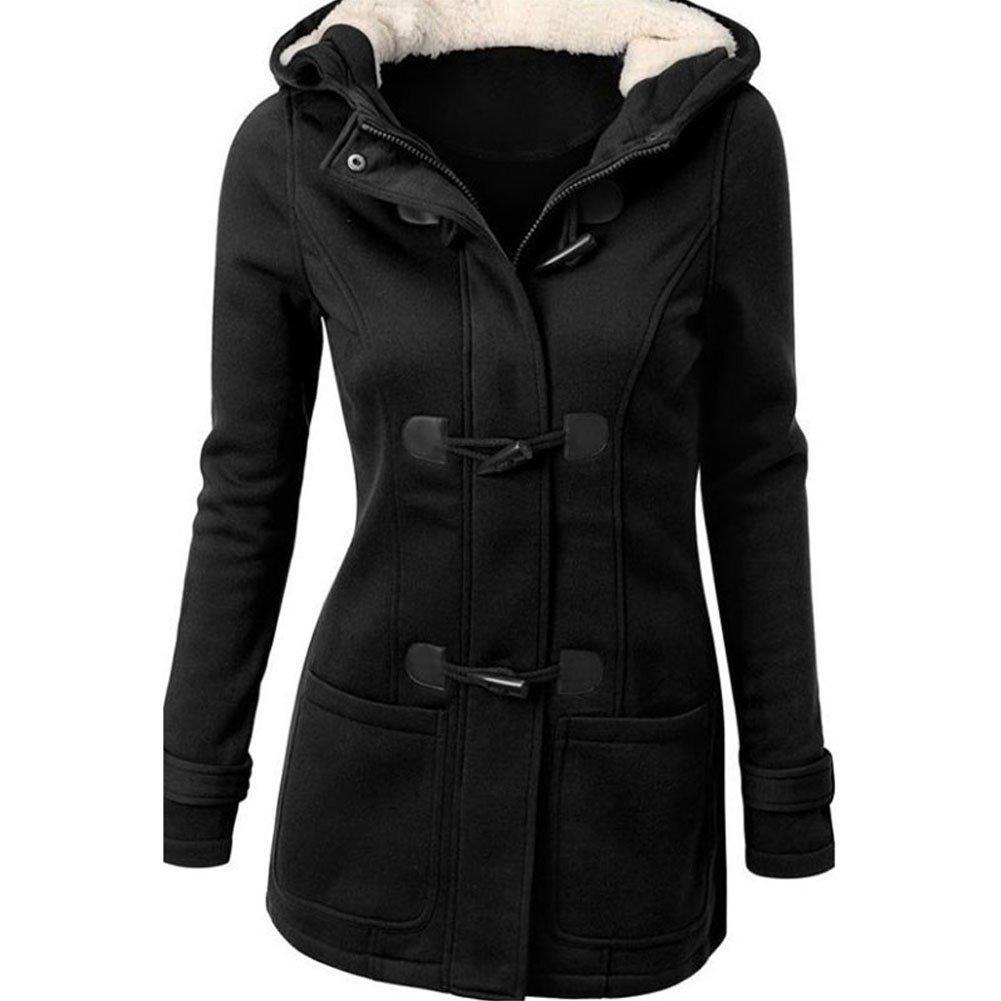 Fashion brand best show SWEATER レディース B075134QFM 4L|ブラック ブラック 4L